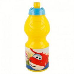 Dětská láhev na pití Super Wings / Super Křídla / 400 ml / vecizfilmu