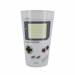 Měnící se sklenice pro hráče Nintendo Game Boy