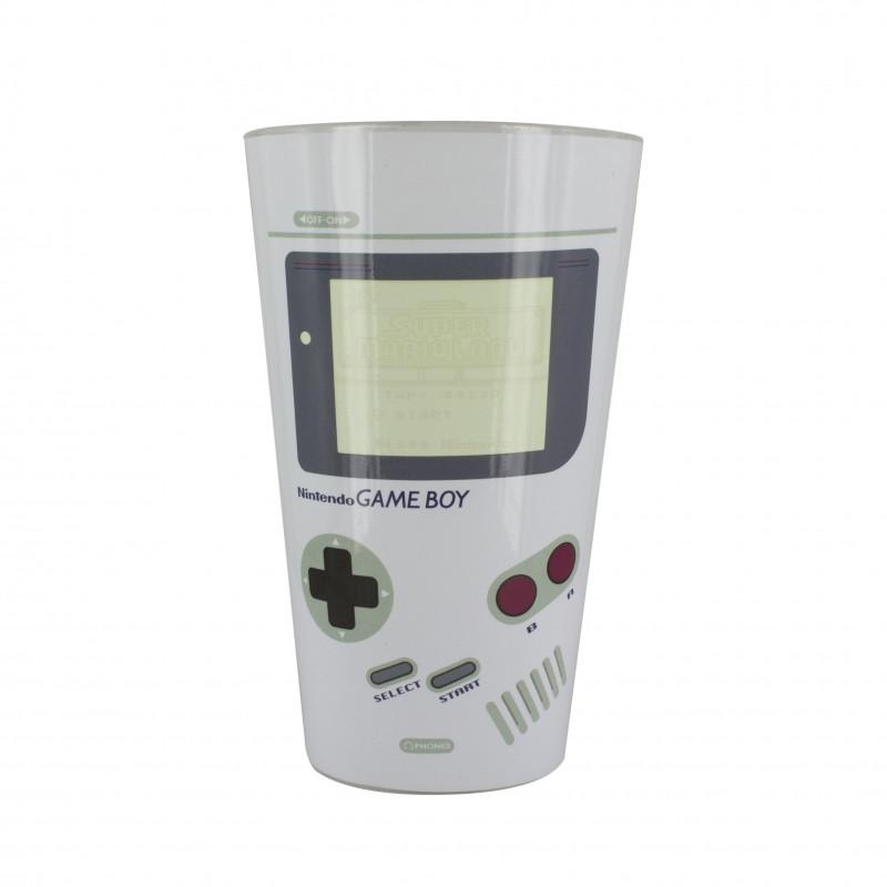 Měnící se sklenice pro hráče Nintendo Game Boy / vecizfilmu