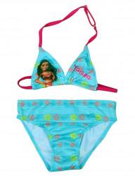 Dívčí dvojdílné plavky s hrdinkou Vaiana 128 cm