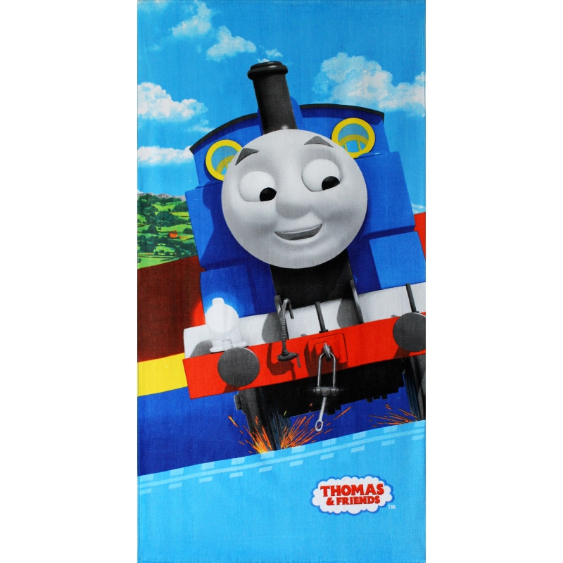 Osuška Mašinka Tomáš / Thomas and Friends / vecizfilmu