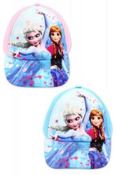 Kšiltovka Elsa a Anna / Frozen / Ledové Království