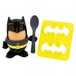 Batman pohárek na vejce a šablona na krájení toastu