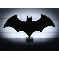 Tvarovaná lampička Batman Logo