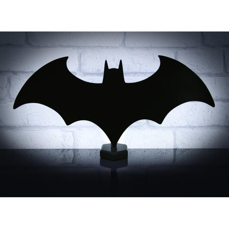 Tvarovaná lampička Batman Logo / vecizfilmu