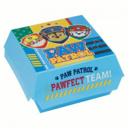 Krabička na svačinu Paw Patrol / Rubble Chase Marshall / vecizfilmu