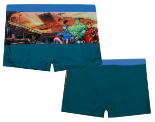Plavky Avengers / Iron Man / Hulk / Kapitán Amerika 128 cm