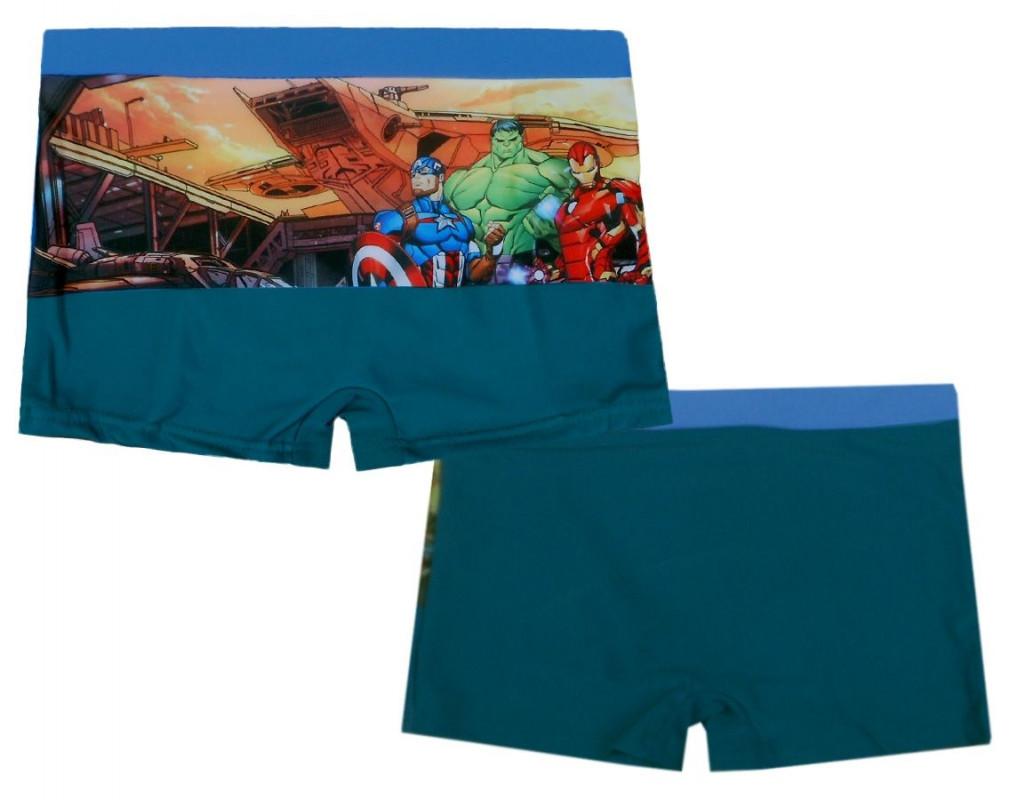 Plavky Avengers / Iron Man / Hulk / Kapitán Amerika 128 cm / vecizfilmu