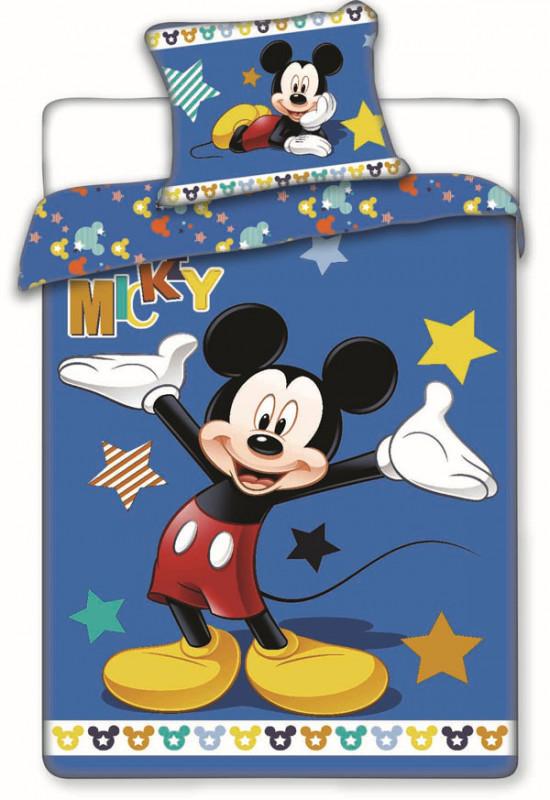 Povlečení Myšák Mickey / Mickey Mouse Star
