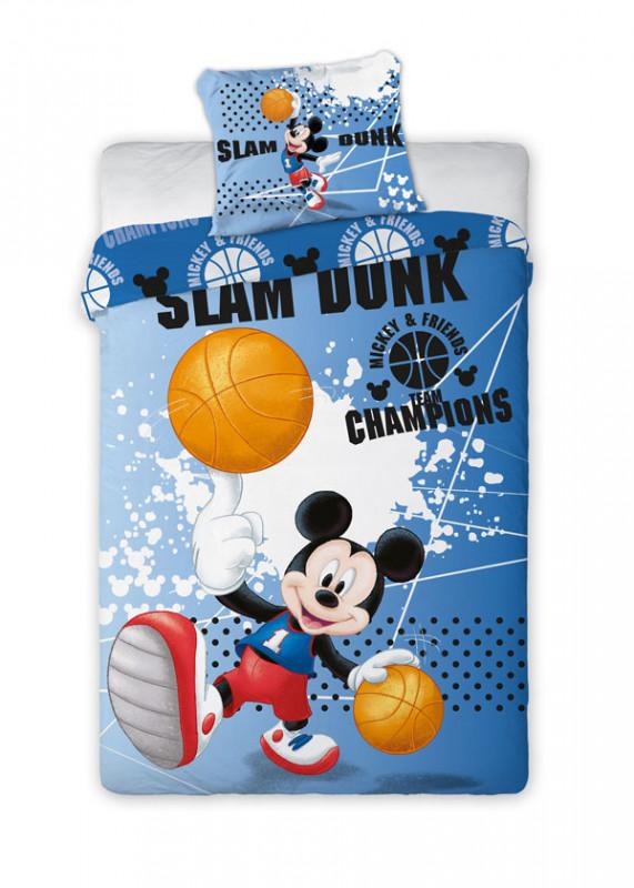 Povlečení Myšák Mickey / Mickey Mouse Basketball