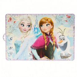 Jídelní podložka Elsa Anna Olaf / Frozen