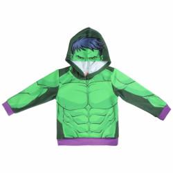 Mikina s kapucí Hulk / Avengers / vecizfilmu
