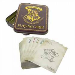 Hrací karty v krabičce Harry Potter Hogwarts / vecizfilmu