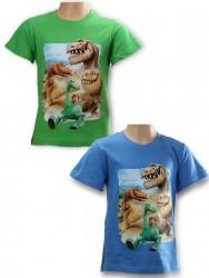 Dětské Tričko S Motivem Hodný Dinosaurus / vecizfilmu