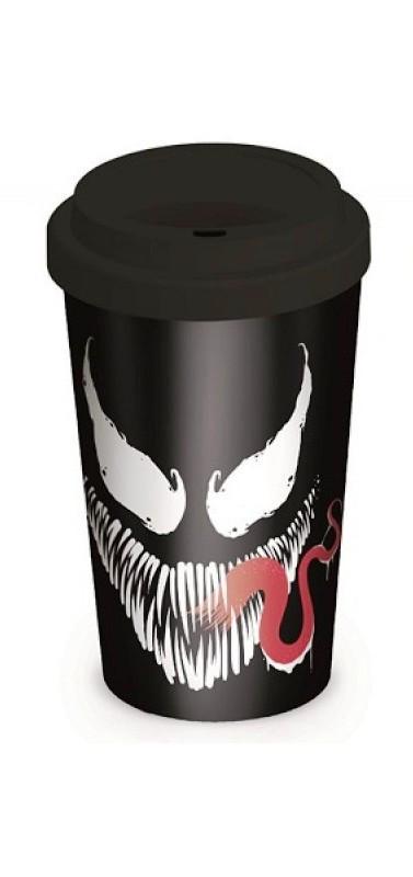 Cestovní hrnek Venom / Face / vecizfilmu
