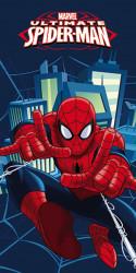 Magická chlapecká osuška Spiderman / vecizfilmu