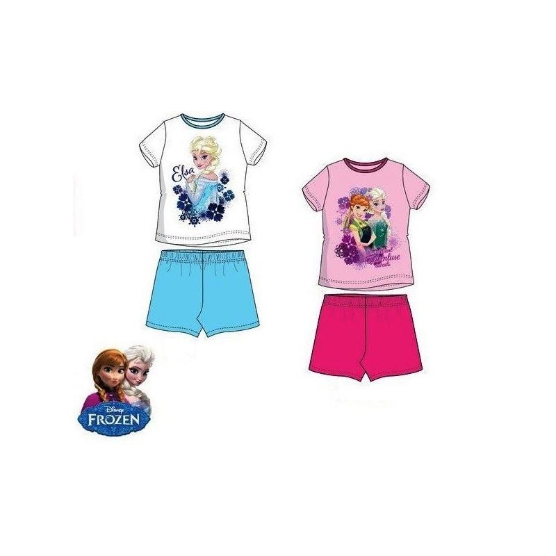Pyžamo / Letní set Frozen / vecizfilmu