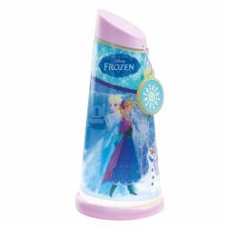 Noční lampička se svítilnou Frozen / Ledové království