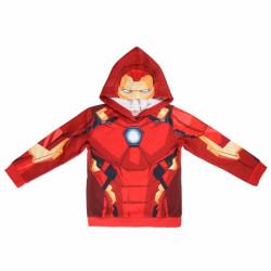 Mikina s kapucí Avengers / Iron Man / vecizfilmu
