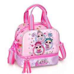 Lunch box taštička LOL Surprise Pink