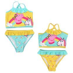 Dvojdílné plavky Prasátko Peppa / Peppa Pig / vecizfilmu