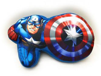 Tvarovaný polštář Avengers / vecizfilmu