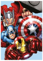 Deka Avengers / Thor Amerika Iron Man / vecizfilmu