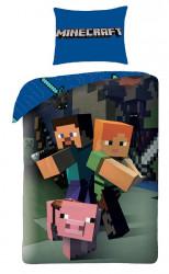 Povlečení Minecraft / vecizfilmu