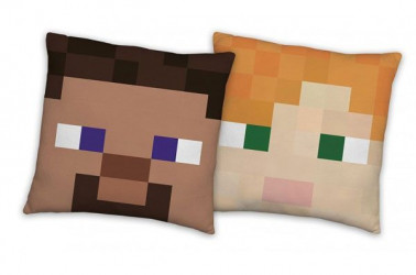 Polštář Minecraft / vecizfilmu