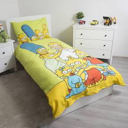 Povlečení Simpsonovi Family / vecizfilmu