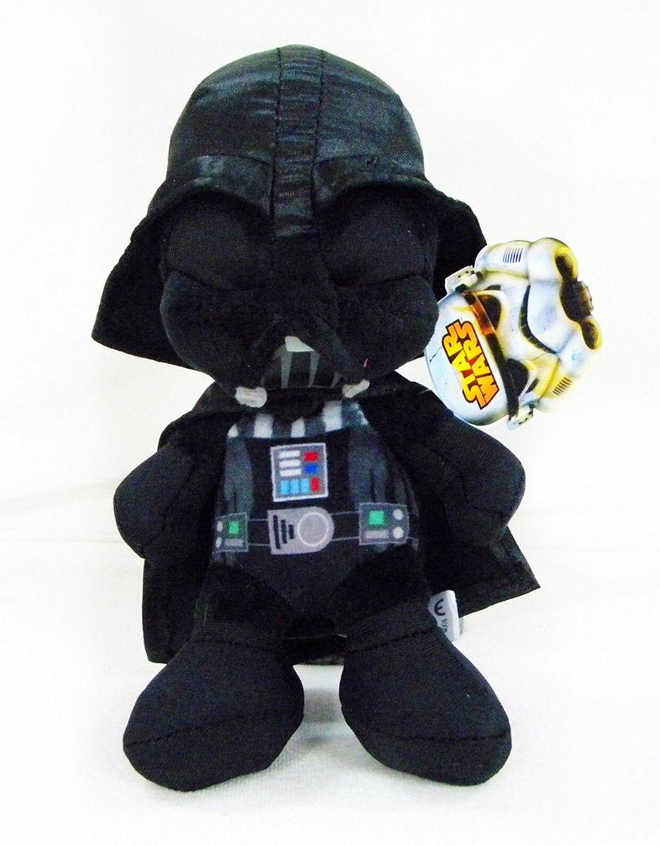 plyšová figurka STAR WARS 17 cm Darth Vader