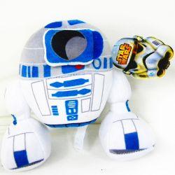 Plyšová Figurka Star Wars 17 Cm R2-D2