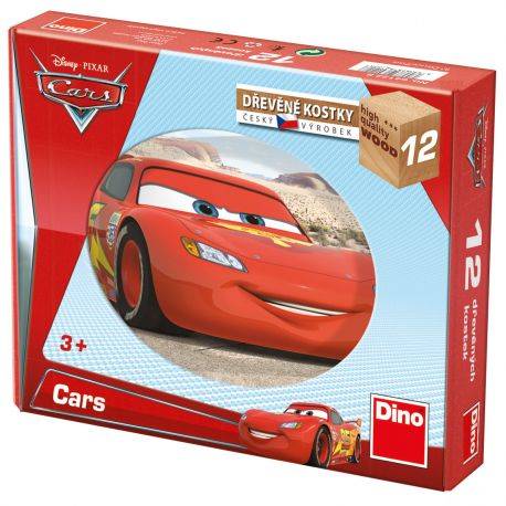 kubus Cars ve světě 12 kostek