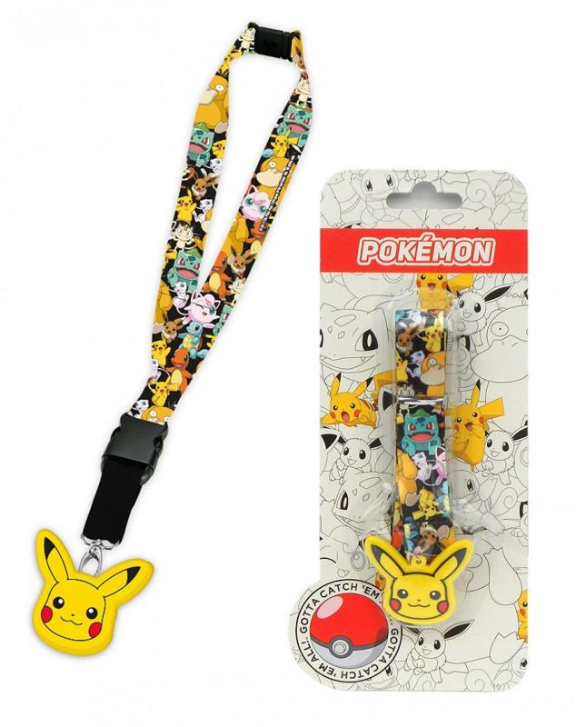 Šňůrka na klíče Pikachu / Pokemon Streetwise / vecizfilmu