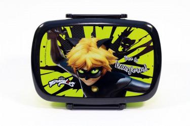 Lunch box na svačinu Černý Kocour