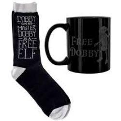Hrnek a ponožky Harry Potter