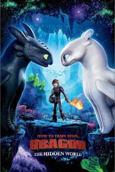 Plakát Jak vycvičit draka / vecizfilmu