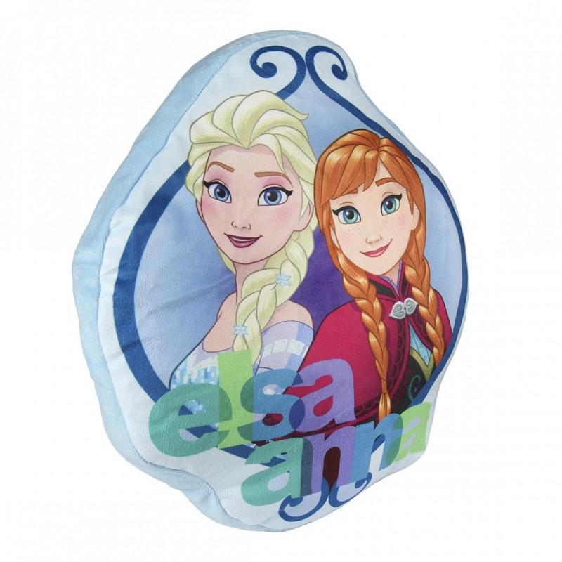 Polštář Frozen / Anna a Elsa / vecizfilmu