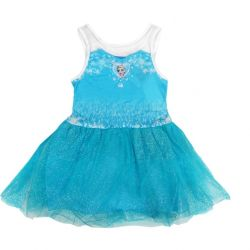 Šaty Frozen / Ledové Království 116 cm