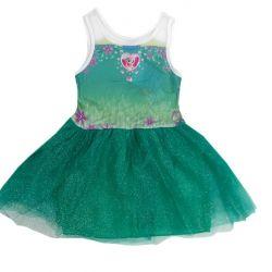 Šaty Frozen / Ledové Království Green 128 cm / vecizfilmu