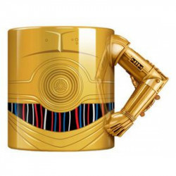 3D hrnek Star Wars / C3PO
