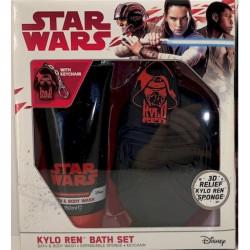 Sprchový gel Star Wars / žíňka a přívěšek