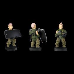 Držák na mobil / ovladač / USB nabíječka Call of Duty / vecizfilmu