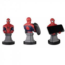Držák na mobil / ovladač / USB nabíječka Spiderman / vecizfilmu