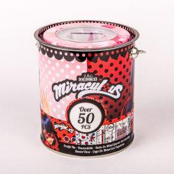 Výtvarná sada Miraculous Ladybug / Zázračná Beruška / vecizfilmu