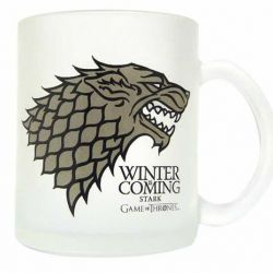 HRNEK SKLENĚNÝ / GAME OF THRONES / STARK / 320 ML