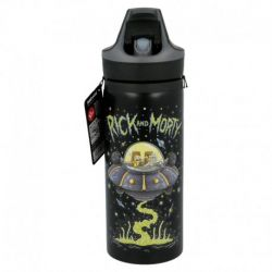 Láhev na vodu Rick and Morty 710 ml / vecizfilmu