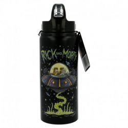 Láhev na vodu Rick and Morty 530 ml / vecizfilmu
