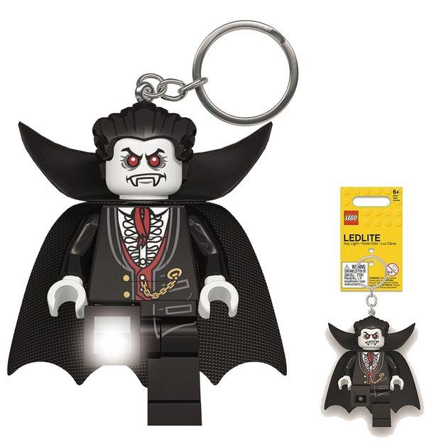 LED baterka na klíče Lego Lord Vampire / vecizfilmu