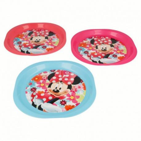 3 ks talířků Minnie Mouse / vecizfilmu
